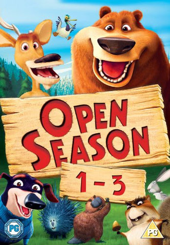 Open Season 1-3 [DVD] [2011] DVD