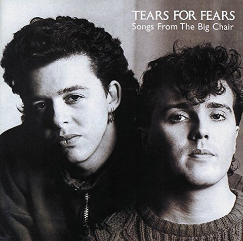 Tears For Fears - Songs From The Big Chair Sent Sameday* Audio CD