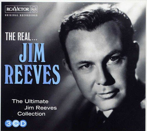 Jim Reeves - The Real... Jim Reeves Audio CD