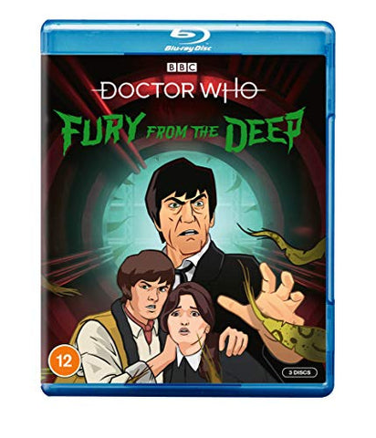 DOCTOR WHO FURY FROM THE DEEP DVD