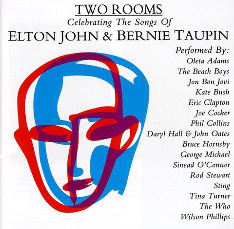 Two Rooms - Celebrating The Songs Of Elton John and Bernie Taupin Audio CD