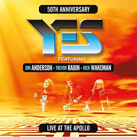 YES - Live at the Apollo [VINYL]