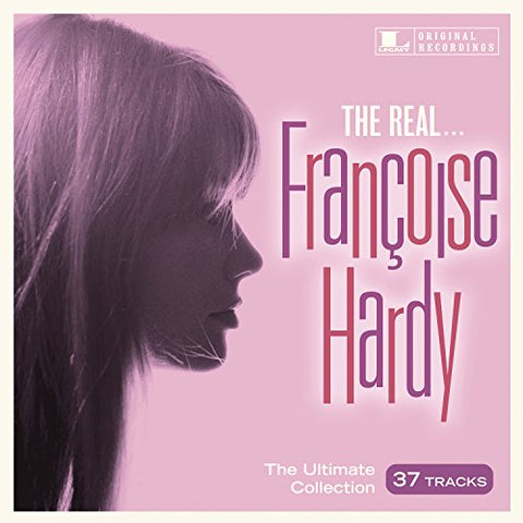 Francoise Hardy - The Real... Francoise Hardy Audio CD