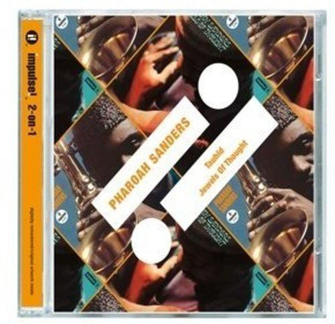 Pharoah Sanders - Tauhid / Jewels Of Thought Audio CD