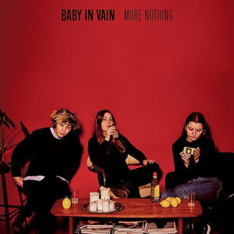 Baby In Vain - More Nothing Audio CD
