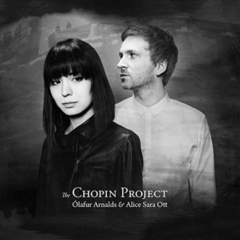 lafur Arnalds Alice Sara Ott - The Chopin Project Audio CD