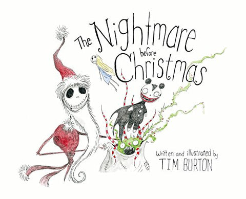 Tim Burton - The Nightmare Before Christmas