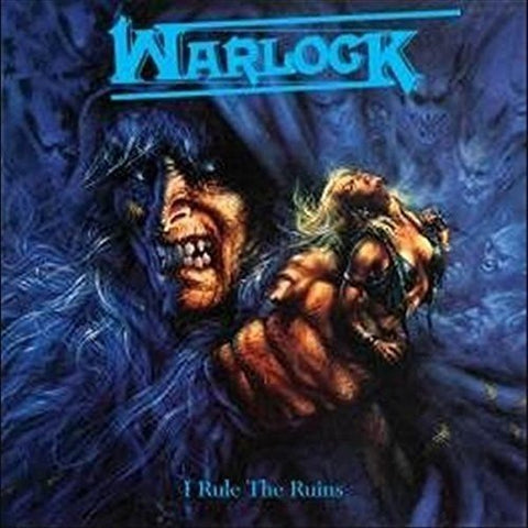 Warlock - I Rule The Ruins Audio CD