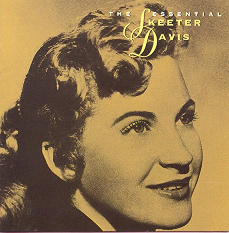 Skeeter Davis - The Essential Skeeter Davis Audio CD