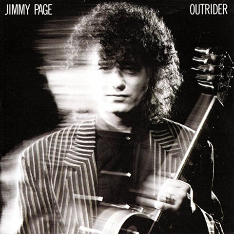 Jimmy Page - Outrider Audio CD