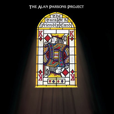 Alan Parsons Project - The Turn Of A Friendly Card (Remastered/Expanded) Audio CD