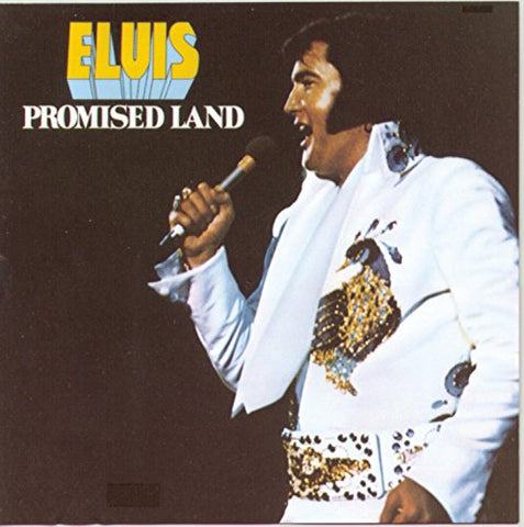 Elvis Presley - Promised Land Audio CD