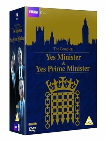 The Complete Yes Minister and Yes, Prime Minister [DVD]