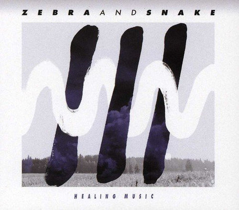 Zebra and Snake - HEALING MUSIC Audio CD