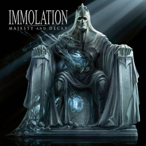 IMMOLATION - Majesty And Decay Audio CD
