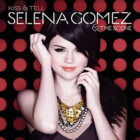 Selena Gomez and The Scene - Kiss and Tell Audio CD