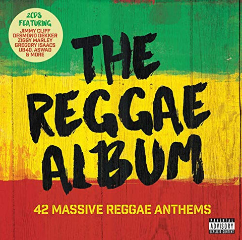 The Reggae Album Audio CD