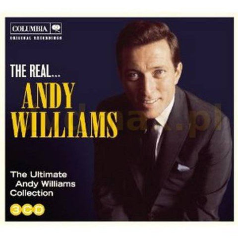 Andy Williams - The Real Andy Williams Audio CD