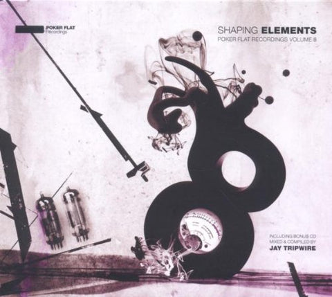 [Poker Flat Vol. 8] Shaping Elements Audio CD