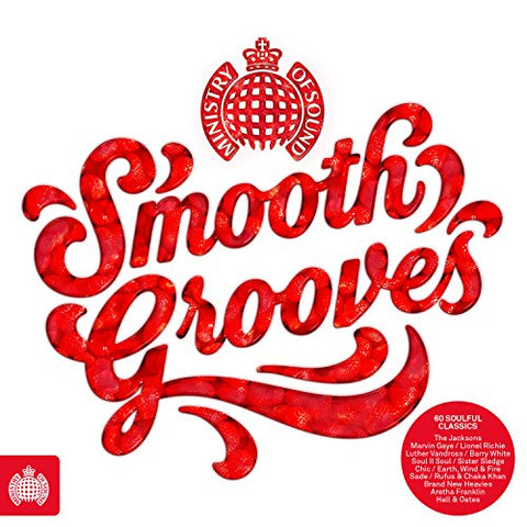 Smooth Grooves - Ministry of Sound Sent Sameday* Audio CD