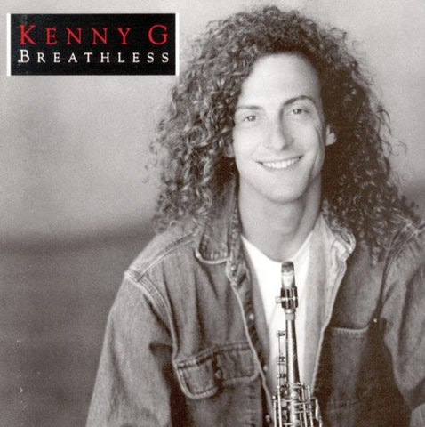 Kenny G - Breathless Audio CD