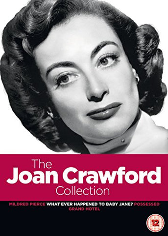 The Joan Crawford Collection : What Ever Happened  DVD