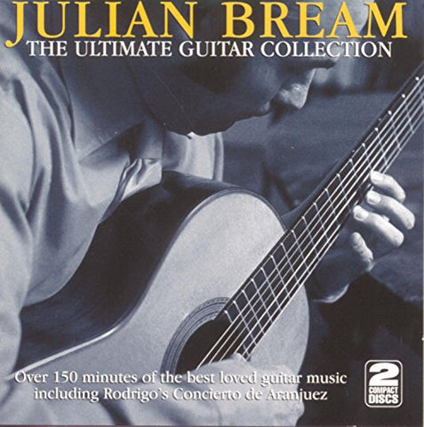 Julian Bream - The Ultimate Guitar Collection Audio CD