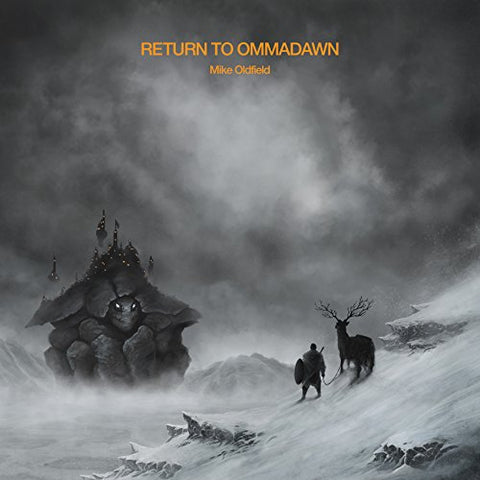 Mike Oldfield - Return To Ommadawn Audio CD