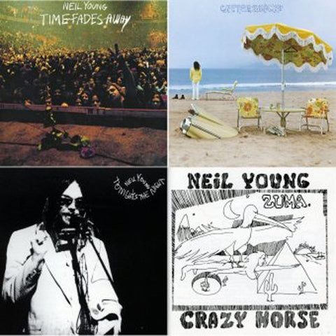 Neil Young - Official Release Series Discs 5-8 [Vinyl]
