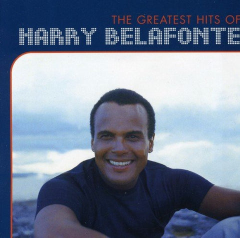 Harry Belafonte - The Greatest Hits Of Harry Belafonte Audio CD
