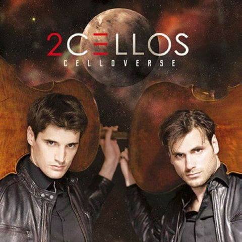 2Cellos - Celloverse (Gatefold sleeve) [180 gm black vinyl]