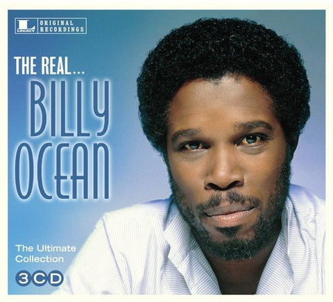 Billy Ocean - The Real... Billy Ocean Audio CD