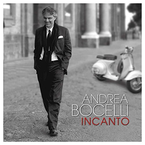 Andrea Bocelli - Incanto Audio CD