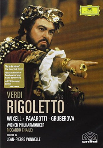 Rigoletto: The Wiener Philharmoniker (Chailly) [DVD] [1992] [NTSC]