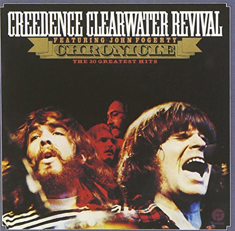Creedence Clearwater Revival - Chronicle - 20 Greatest Hits Audio CD