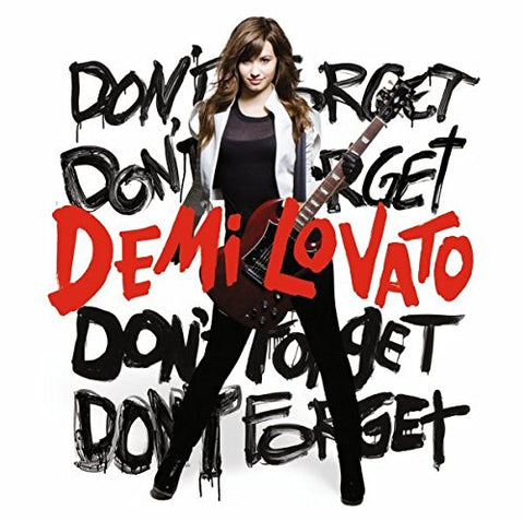 Demi Lovato - Dont Forget Audio CD