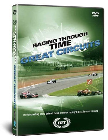 Racing Through Time - Great Circuits - Nurburgring, Silverstone and Monaco [DVD]