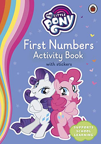 Ladybird - My Little Pony First Numbers Activity Book