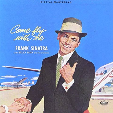 Frank Sinatra - Come Fly With Me Audio CD