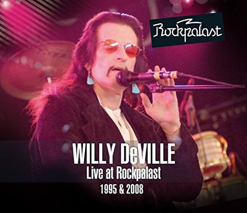 Willy Deville - Live At Rockpalast DVD