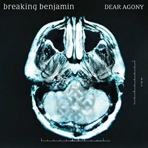 Breaking Benjamin - Dear Agony Audio CD