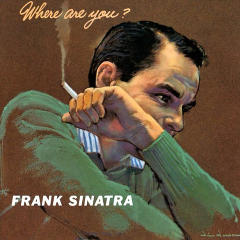 Frank Sinatra - Where Are You? Audio CD