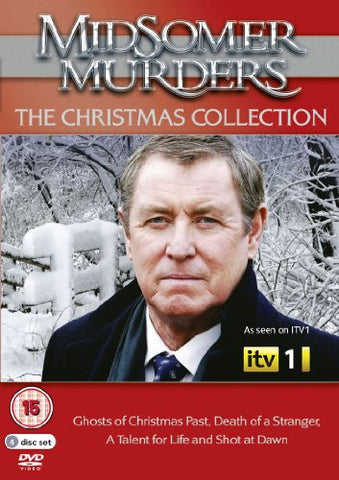 Midsomer Murders : The Christmas Collection [DVD]