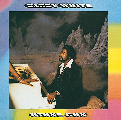 Barry White - Stone Gon Audio CD