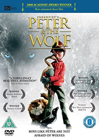 Peter And The Wolf [DVD]