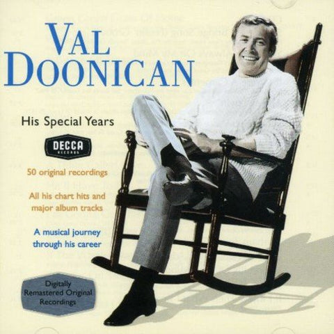 Val Doonican - His Special Years Audio CD