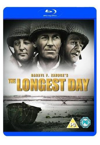 The Longest Day [Blu-ray] [1962] Blu-ray
