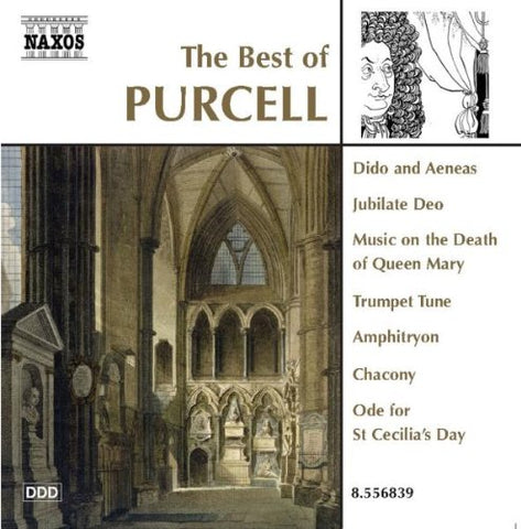 The Best of Purcell Audio CD