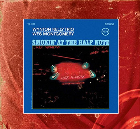 Wes Montgomery - Smokin At The Half Note Audio CD