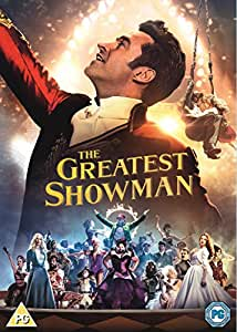 Hugh Jackman - The Greatest Showman (DVD)